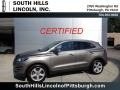Luxe Metallic 2017 Lincoln MKC Premier AWD