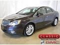 Mocha Bronze Metallic 2014 Buick Verano Leather