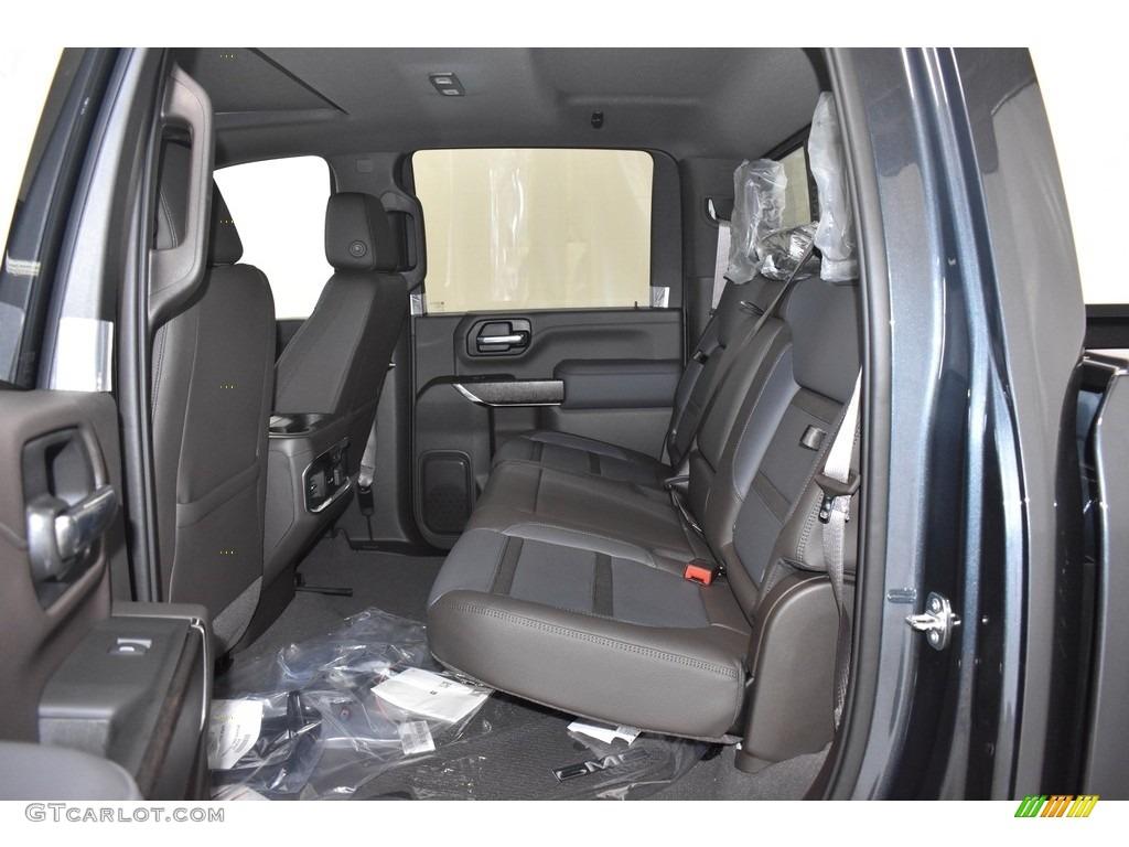 Dark Walnut Dark Ash Gray Interior 2020 Gmc Sierra 2500hd Denali Crew Cab 4wd Photo 134677359 Gtcarlot Com