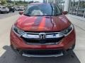 2019 Basque Red Pearl II Honda CR-V EX-L  photo #3