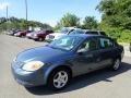 2007 Blue Granite Metallic Chevrolet Cobalt LS Sedan #134690737