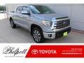 2019 Magnetic Gray Metallic Toyota Tundra Limited CrewMax 4x4 #134690795