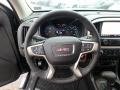2019 GMC Canyon Jet Black Interior Steering Wheel Photo