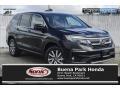 Crystal Black Pearl 2019 Honda Pilot EX