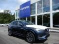 Denim Blue Metallic 2020 Volvo XC90 T6 AWD Momentum