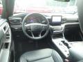 Ebony Dashboard Photo for 2020 Ford Explorer #134749002