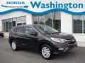 2016 Kona Coffee Metallic Honda CR-V EX AWD  photo #1