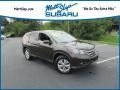2014 Kona Coffee Metallic Honda CR-V EX AWD  photo #1