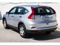 2016 Alabaster Silver Metallic Honda CR-V LX  photo #2