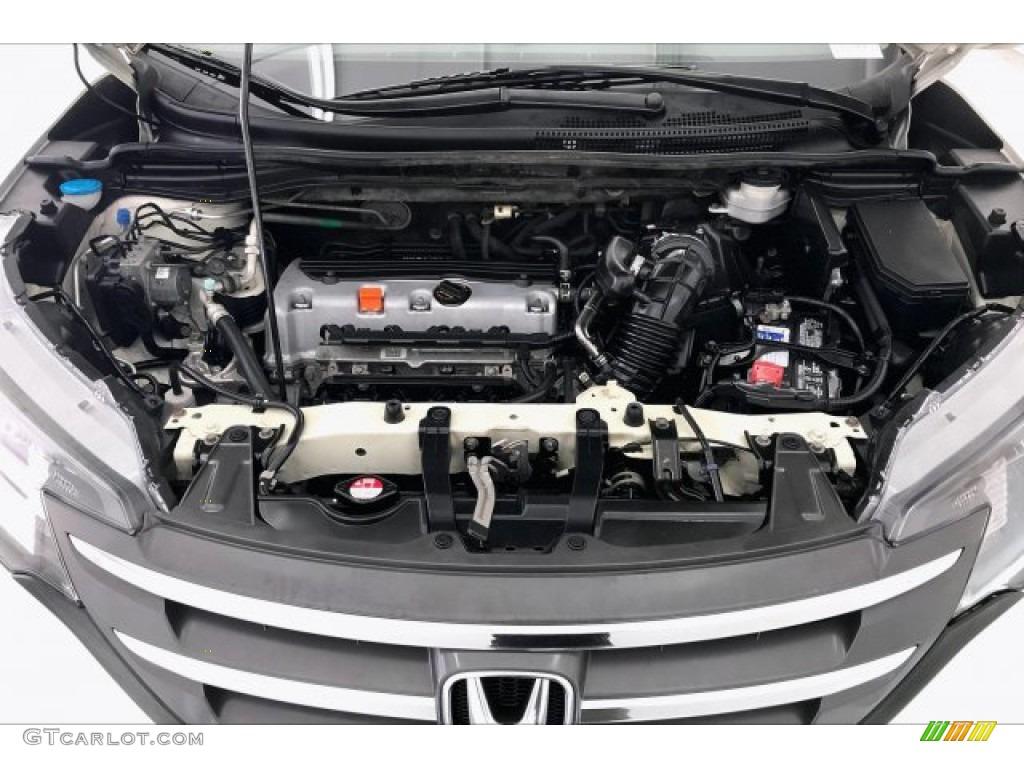 2012 CR-V EX 4WD - White Diamond Pearl / Beige photo #9