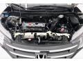 2012 White Diamond Pearl Honda CR-V EX 4WD  photo #9