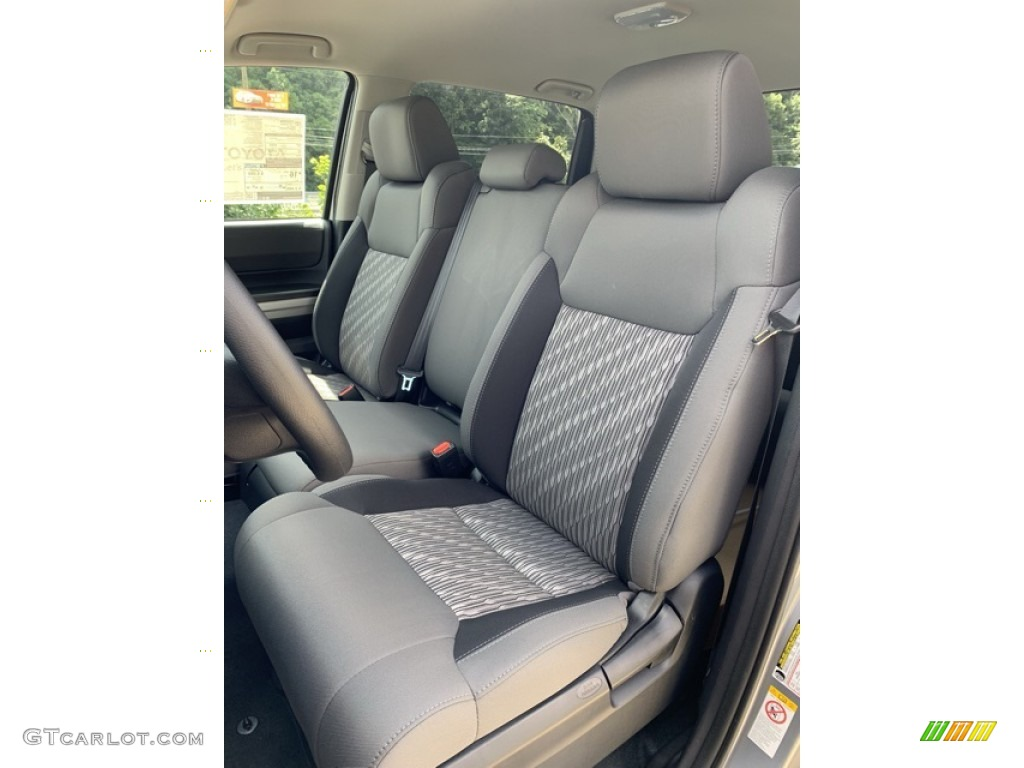 2019 Tundra SR5 CrewMax 4x4 - Silver Sky Metallic / Graphite photo #12