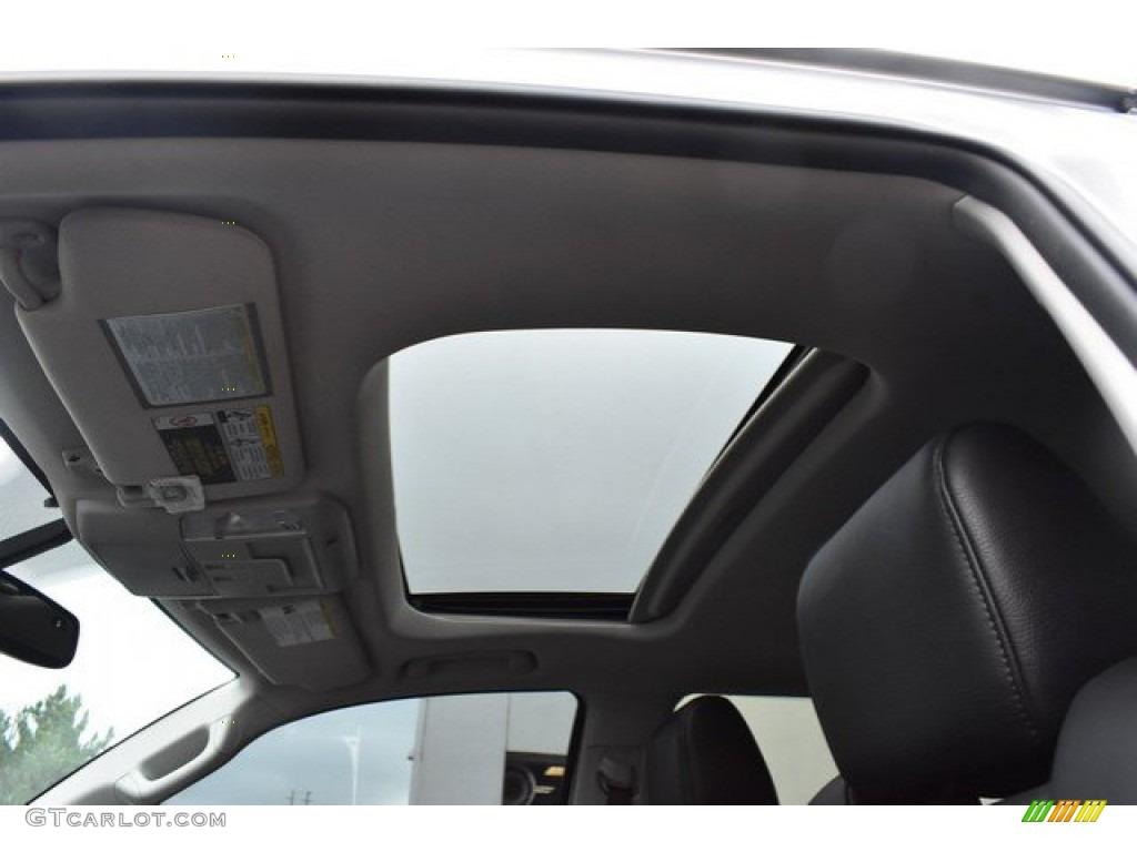 2017 Tundra Limited CrewMax 4x4 - Silver Sky Metallic / Black photo #10