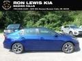 Sea Blue 2020 Kia Forte LXS
