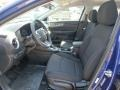 2020 Forte LXS Black Interior