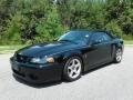 2003 Black Ford Mustang Cobra Convertible  photo #3
