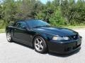 2003 Black Ford Mustang Cobra Convertible  photo #5