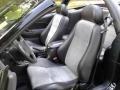 2003 Black Ford Mustang Cobra Convertible  photo #12