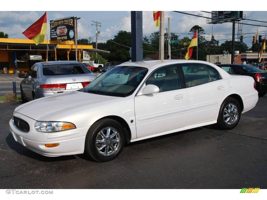 2004 white gold flash buick lesabre limited 13472793 gtcarlot com car color galleries gtcarlot com