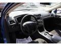 2017 Lightning Blue Ford Fusion Hybrid SE  photo #10
