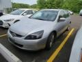 Satin Silver Metallic - Accord EX V6 Sedan Photo No. 1