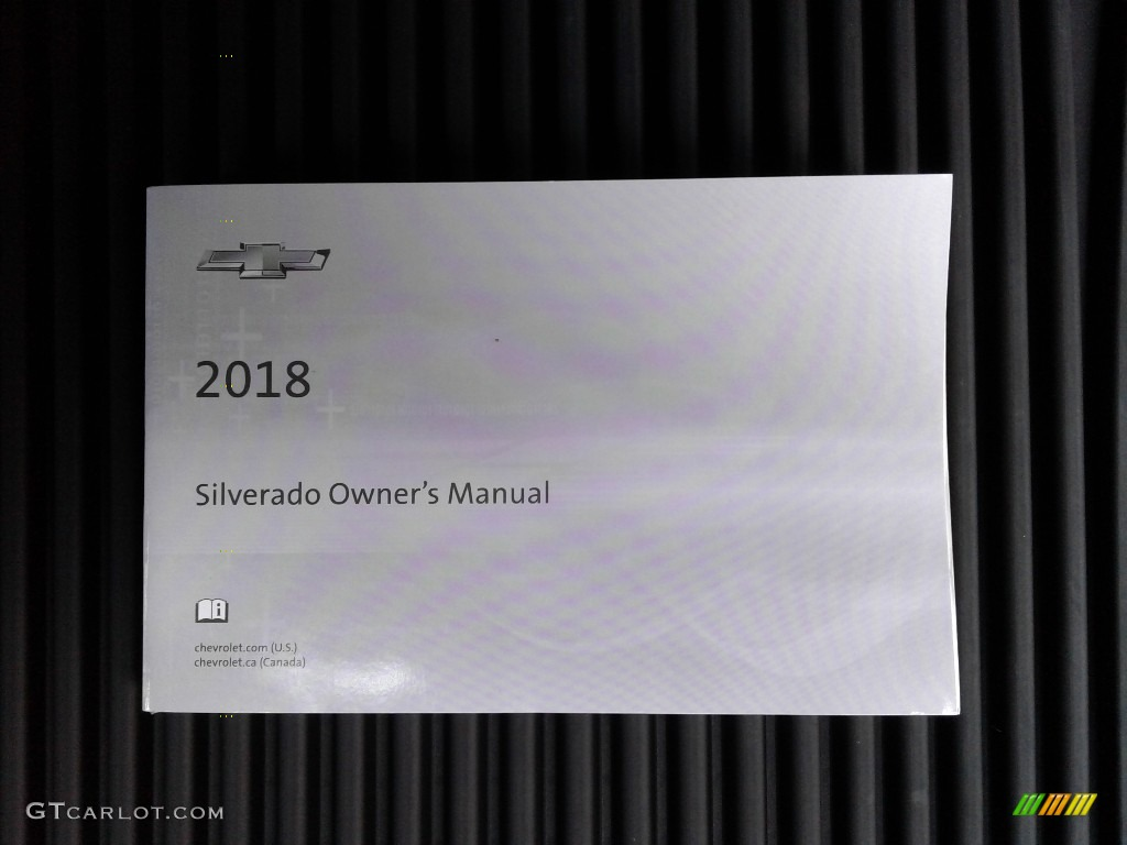 2018 Silverado 1500 Custom Crew Cab 4x4 - Summit White / Dark Ash/Jet Black photo #28