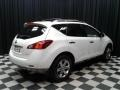2010 Glacier White Pearl Nissan Murano SL  photo #6