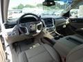 Front Seat of 2019 Yukon XL SLT 4WD