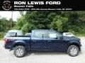 Blue Jeans 2019 Ford F150 XL SuperCrew 4x4