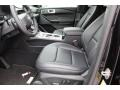 Ebony Front Seat Photo for 2020 Ford Explorer #134834249