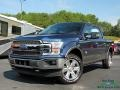 Blue Jeans 2019 Ford F150 King Ranch SuperCrew 4x4
