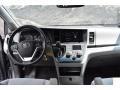 2017 Silver Sky Metallic Toyota Sienna LE  photo #13