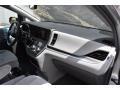 2017 Silver Sky Metallic Toyota Sienna LE  photo #16