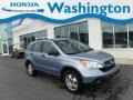 2007 Glacier Blue Metallic Honda CR-V LX 4WD #134852204