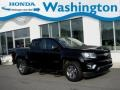 2016 Black Chevrolet Colorado Z71 Crew Cab 4x4 #134852203