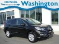 2016 Kona Coffee Metallic Honda CR-V EX AWD #134852202