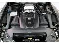 2020 AMG GT R Coupe 4.0 Liter Twin-Turbocharged DOHC 32-Valve VVT V8 Engine
