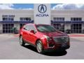 Red Horizon Tintcoat 2019 Cadillac XT5 Luxury