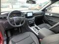 Ebony Interior Photo for 2020 Ford Explorer #134883194