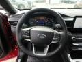 Ebony Steering Wheel Photo for 2020 Ford Explorer #134883249