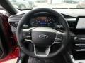 Ebony Steering Wheel Photo for 2020 Ford Explorer #134883249