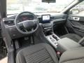 Ebony Interior Photo for 2020 Ford Explorer #134883734