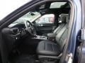 Ebony Interior Photo for 2020 Ford Explorer #134884163