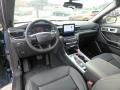 Ebony Interior Photo for 2020 Ford Explorer #134884199