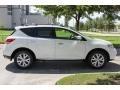 2014 Pearl White Nissan Murano SV  photo #8