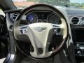 2012 Continental GT  Steering Wheel