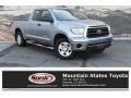 2013 Silver Sky Metallic Toyota Tundra Double Cab 4x4 #134898670