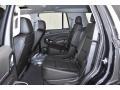 Rear Seat of 2020 Yukon SLT 4WD