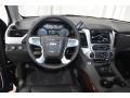 Dashboard of 2020 Yukon SLT 4WD