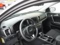 2017 Mineral Silver Kia Sportage LX AWD  photo #12